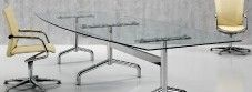 Boston Glass Boardroom Tables