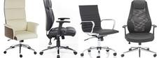 Leather Executive Chairs  £100-£150