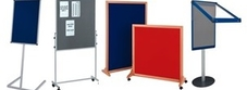 Freestanding Noticeboards