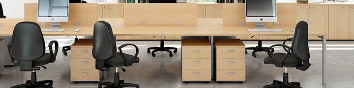 Adante Bench Desks