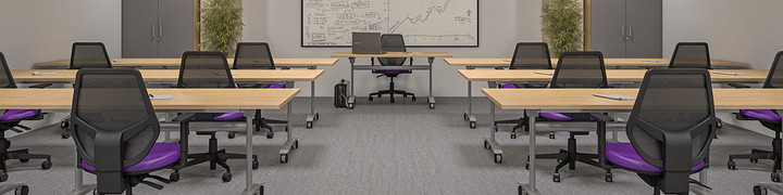 Avalon Folding Conference Tables