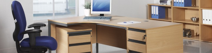 Maddellex H Frame Office Furniture