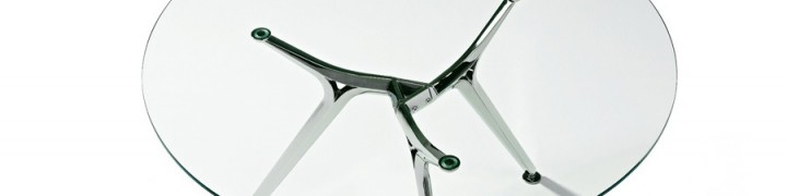 Arkitek Designer Glass Furniture