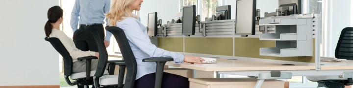Designer Operator Office Chairs