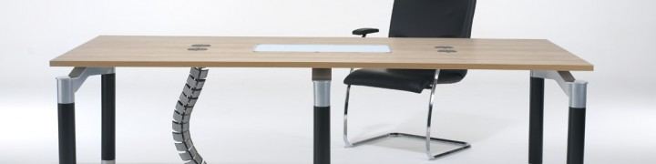 Rexel Boardroom Tables - 15 Colours