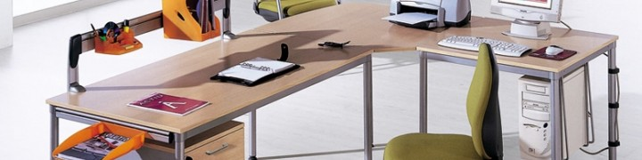 Dynamic Modular Desks and Tables