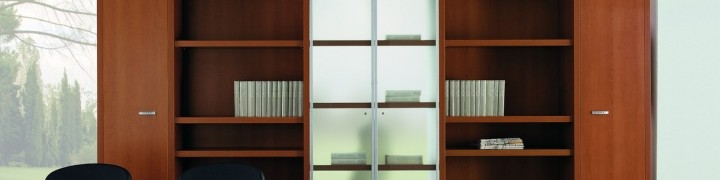 Travidio Executive Bookcases