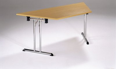 Detroit Trapezoidal Folding Conference Table Online Reality - Fold away conference table
