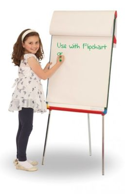 classroom flip chart writing board sunrise 600mm x 900mm non
