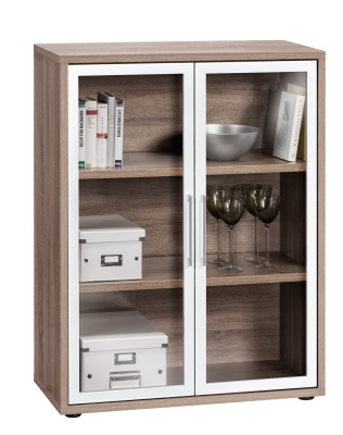 kitchen glass cabinets indio storage mid height cabinet with glass doors 1766