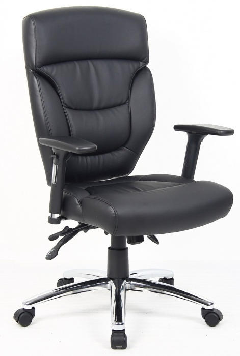 black leather executive chair ainsley 360 online reality