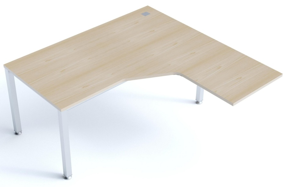 An image of Vital Right Hand Crescent Desk