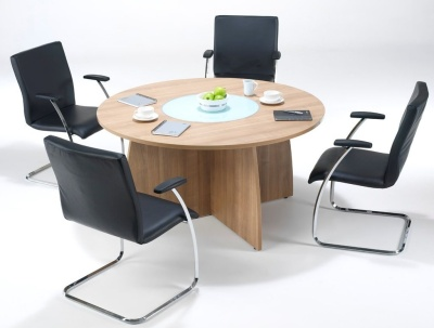 Distinction Round Meeting Or Boardroom Tables. Prev. 2 4025 E