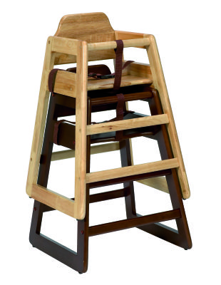 Bambino Wooden High Chairs