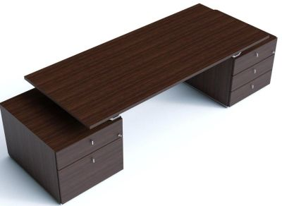 Wenge Executive Office Desk