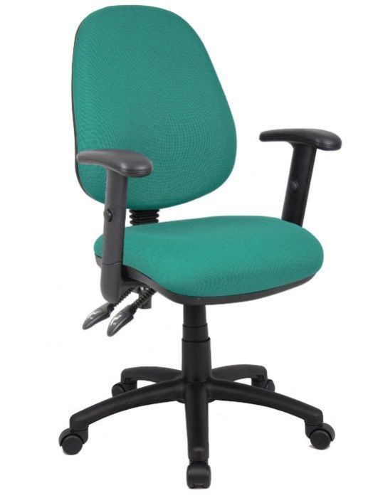 Green Cheap Office Operator Chair ...