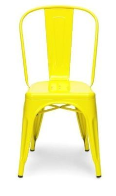 Xavier V2 Side Chair In Yellow