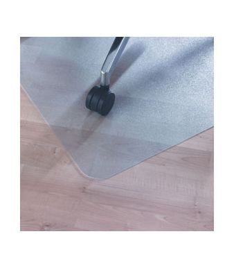 Cleartex Long Lasting Pvc Transparent Mat With Smooth Or Grip Options