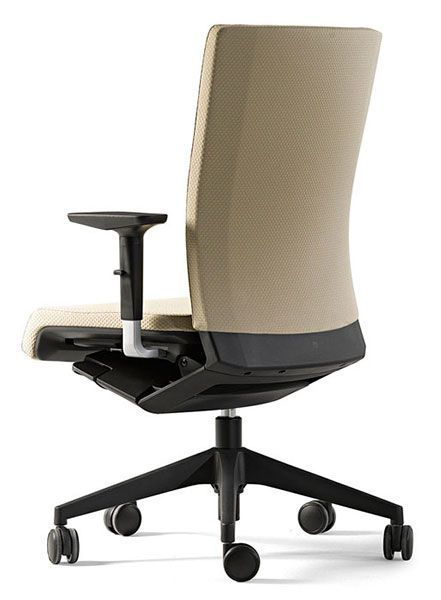 An image of Designer Winner Upholstered Task Chair