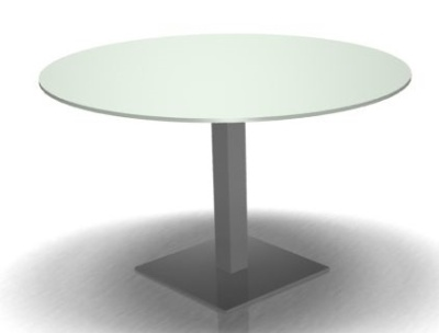 Glass Round Meeting Table Acti Online Reality - Round glass conference table