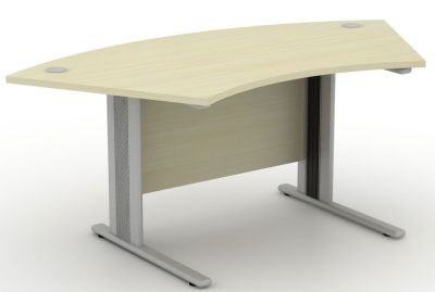 Avalon Plus Curved Desk