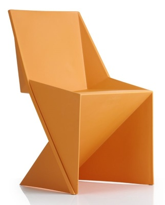 Dragon Poly Chair In Mango