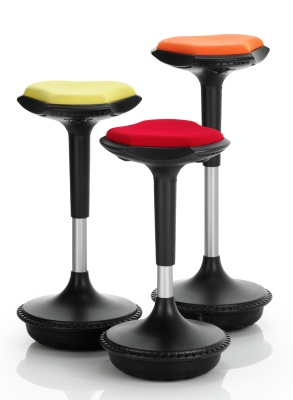 Sit-All Height Adjustable Ergo Stools