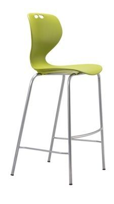 Matal Poly High Stool