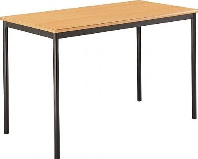 Superbe Ms Fully Welded Rectangular Classroom Tables
