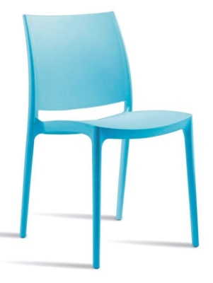 Maya V2 Chair Light Blue