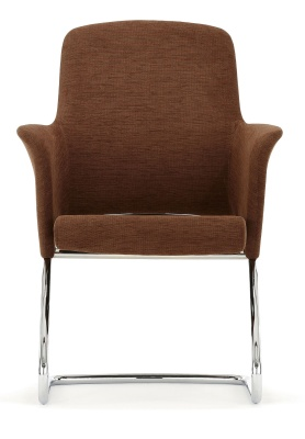 Rhapsody Excutive Meeting Chair Front Face