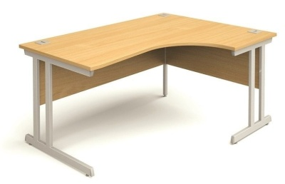 Abacus Plus Right Hand Corner Desk