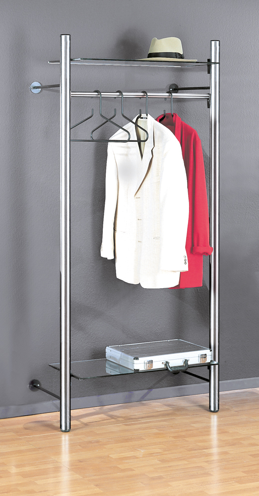An image of Aveto Wall Mounted Coat Rack