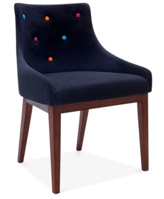Jolly Designer Chair Front Angle
