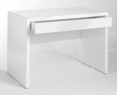 Delicieux Exile White Office Desk 1