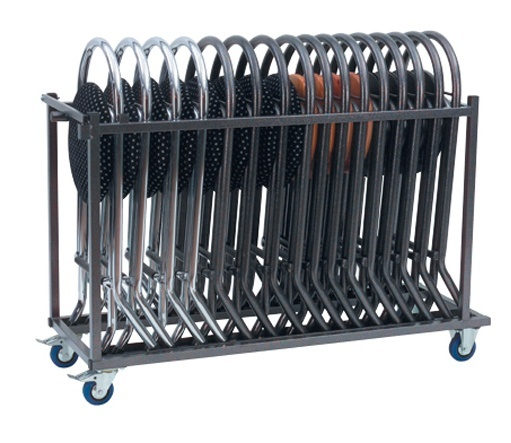 An image of Trolley for Popular folding bar stools