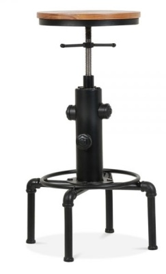 Hydrant Designer High Stool 1