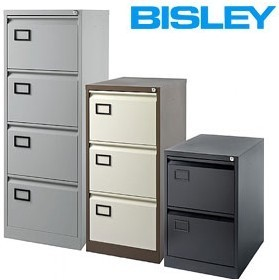 Hover To Zoom Next Day Bisley Contract Filing Cabinets