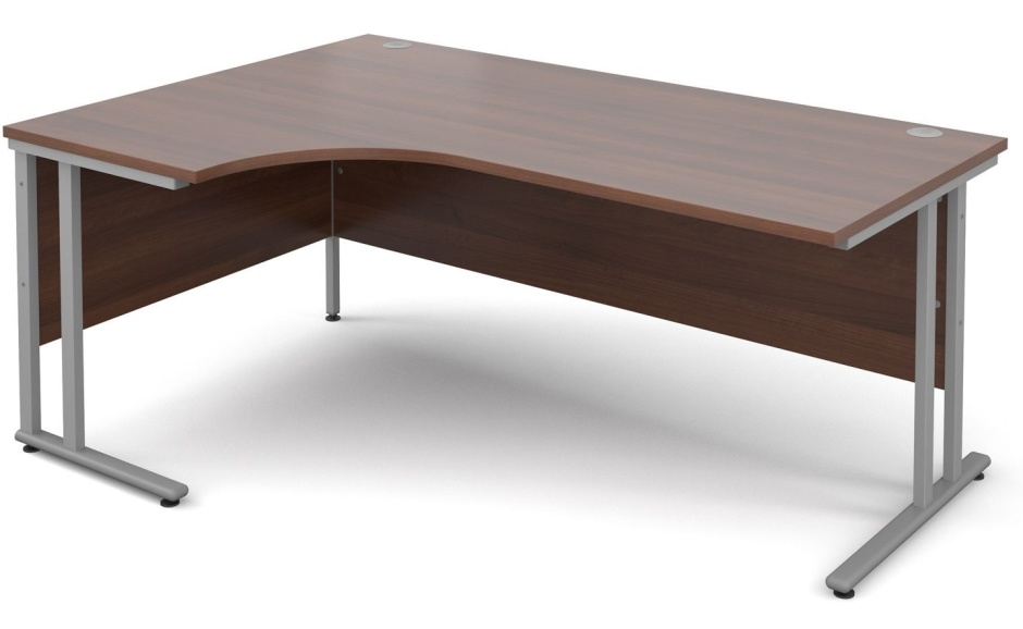 next office desk. Momentum Next Day Corner Desk With A Walnut Top Office
