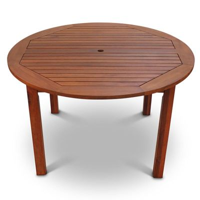 Somerset Round Dining Table