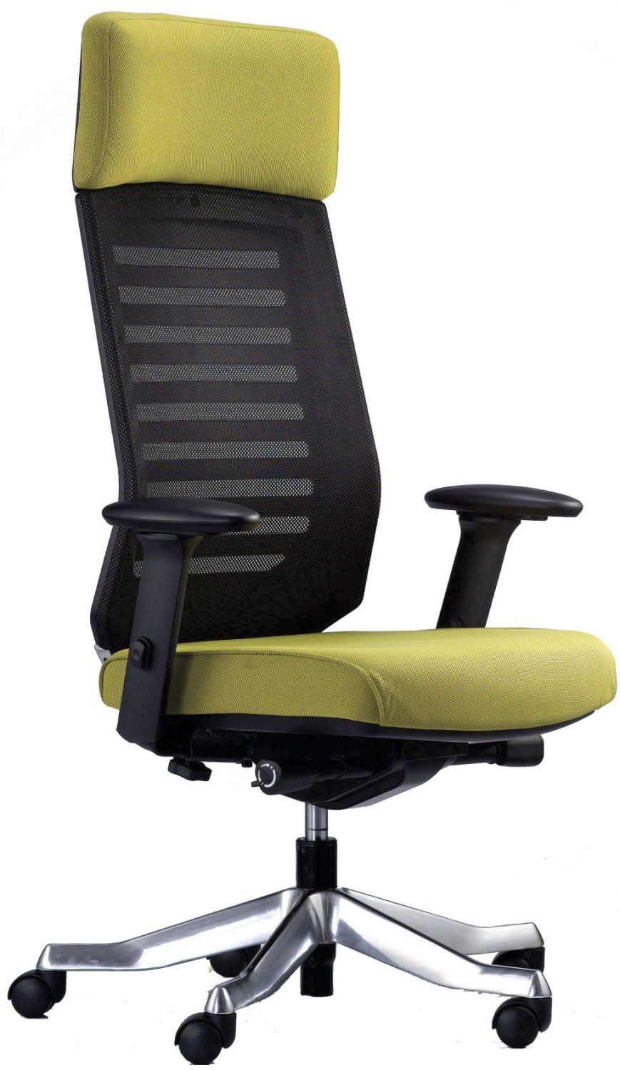 An image of Vertex Extra High Mesh Back Task Chair - band 1 upholstery