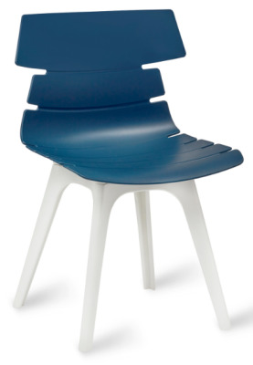 Foxton V8 Chair Navy Shell