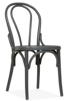 the best attitude b93c2 a9781 Elizabeth Traditional Dining Chair - Grey Seat