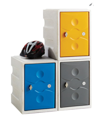 Colourplus Single Door Mini Lockers