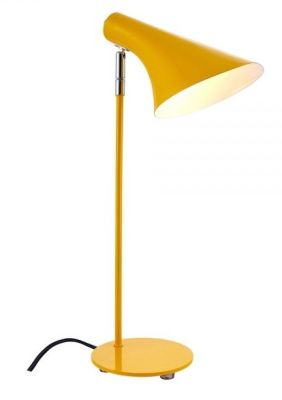Barletta Yellow Desk Lamp