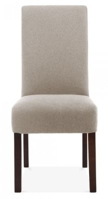 the best attitude 3d9bd 16707 Royale Upholstered Dining Chairs - Cream Wool