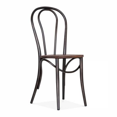 Thonet Style Bentwood Metal Chairs