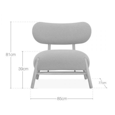 Moxy Chair Dims