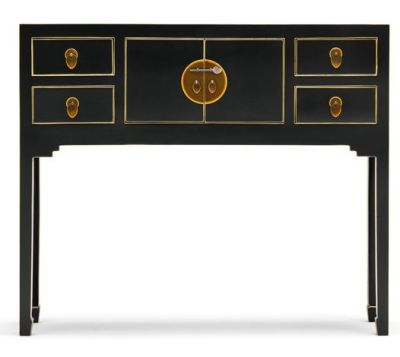 The Nine Schools Small Console Table 2