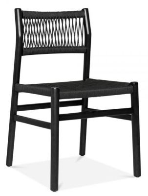 Duran Wooden Designer Dining Chair